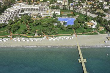 Türgi TOP 10 müüdavamat hotelli