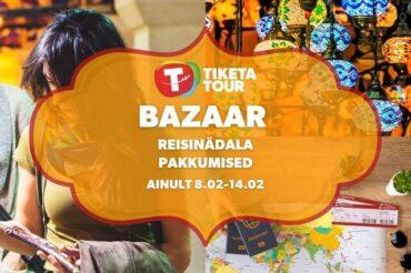 BAZAAR Tiket Tour